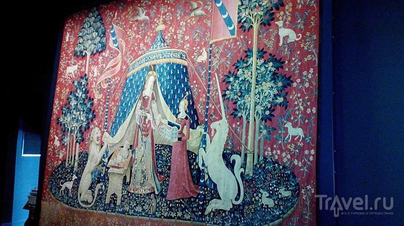 Париж. Латинский квартал. Музей Средневековья / Фото из Франции
