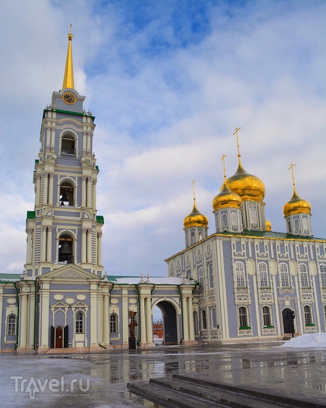 Тула... Кремль / Россия