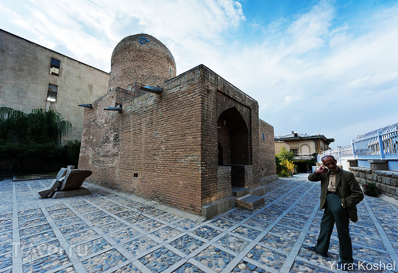 Город Хамадан и главная иудейская святыня Ирана / Фото из Ирана