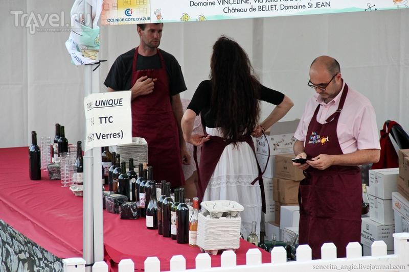 Самое оригинальное мороженое. Фестиваль в порту Ниццы / Франция