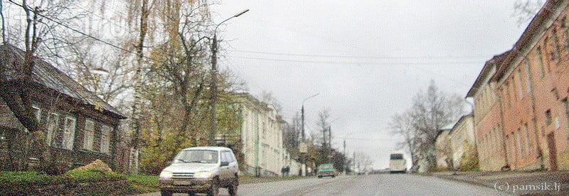 "Александров и кафе ""СССР"". Мистика в Карабаново / Россия"