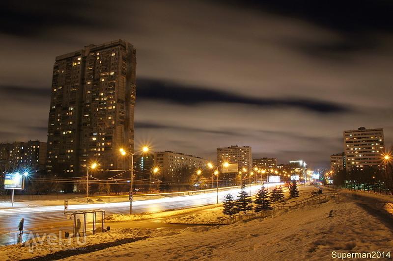 Вечерняя прогулка / Россия