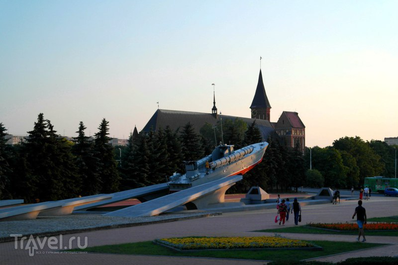 Калининград. Летняя прогулка / Россия