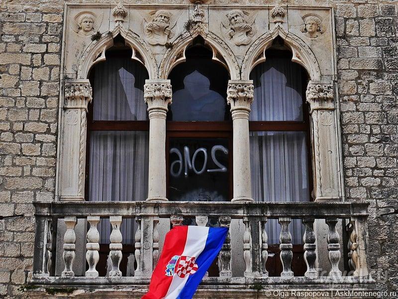Трогир: 550 метров истории / Хорватия