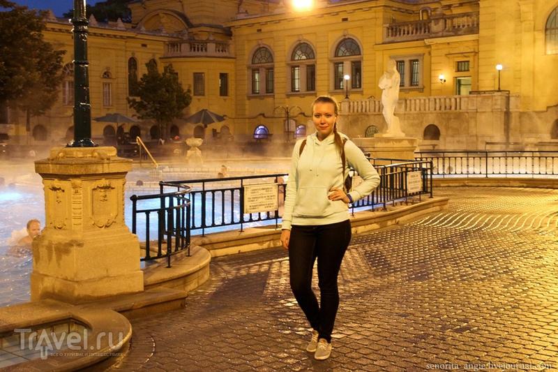 Самый крупный спа-комплекс Европы / Фото из Венгрии