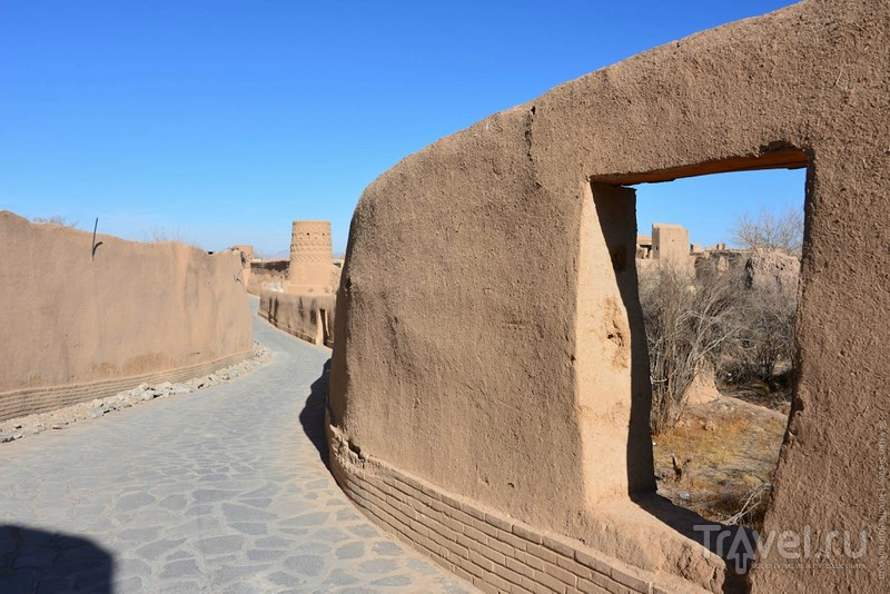 Мейбод: Как выглядит иранская провинция? / Фото из Ирана