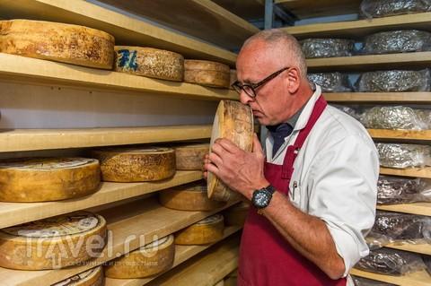 За сыром в Бра. Спросить Фьоренцо / Италия