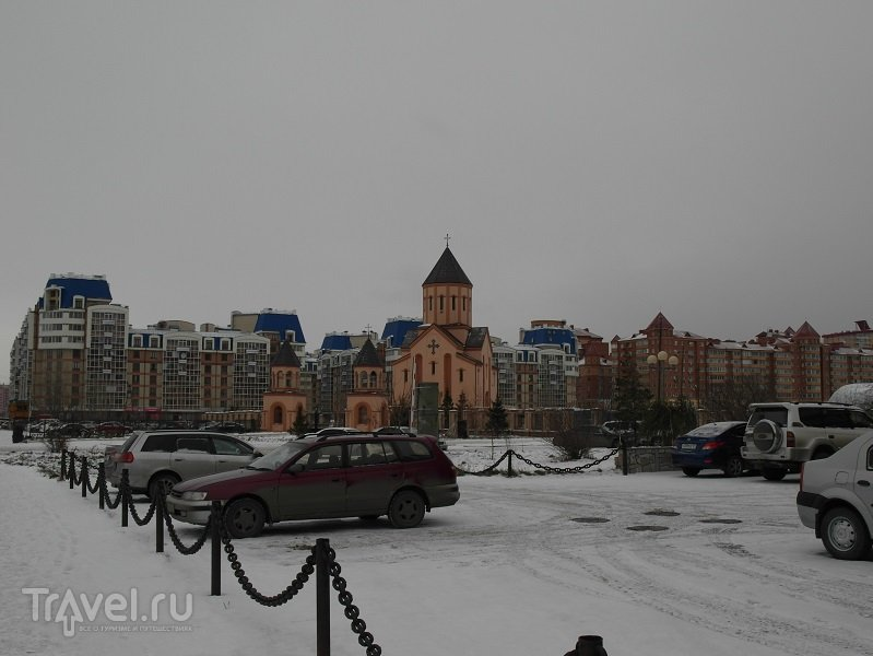 Красноярск, Про столицу Сибири и хозяев тайги / Россия