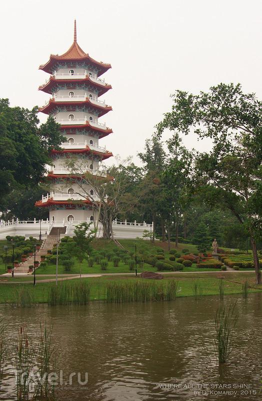 Из Сингапура с подробностями: к Парку Птиц / Сингапур