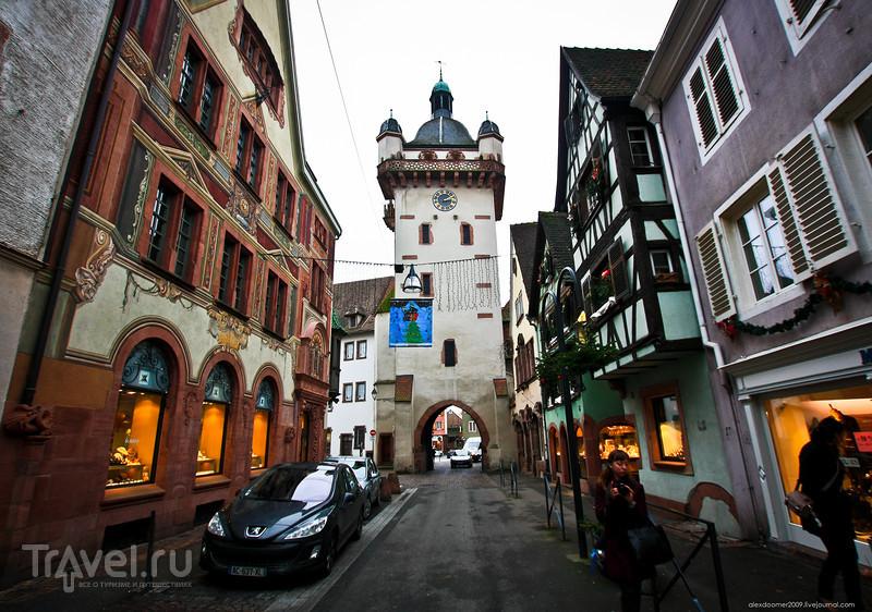 Европа, 2015. Базель-Селеста-Кольмар / Фото из Франции