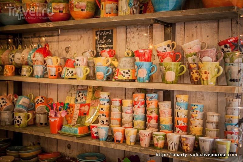 Новогодний рынок Авиньона / Фото из Франции