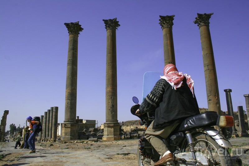 Сирия без войны. Босра / Сирия