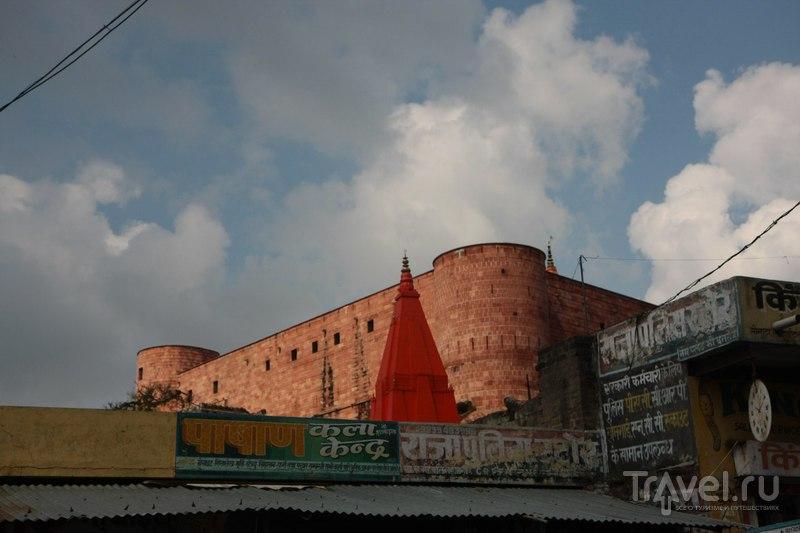 88 дней в Индии. Айодхья / Индия