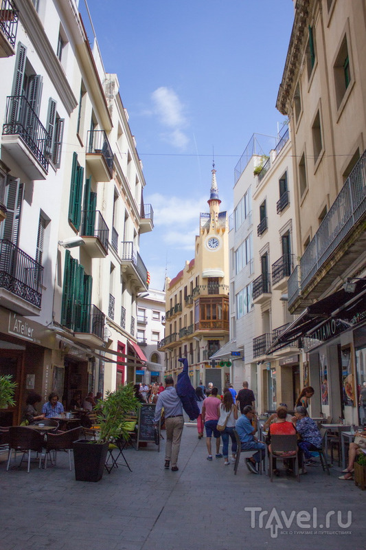 Ситжес, Испания, сентябрь 2015 / Испания