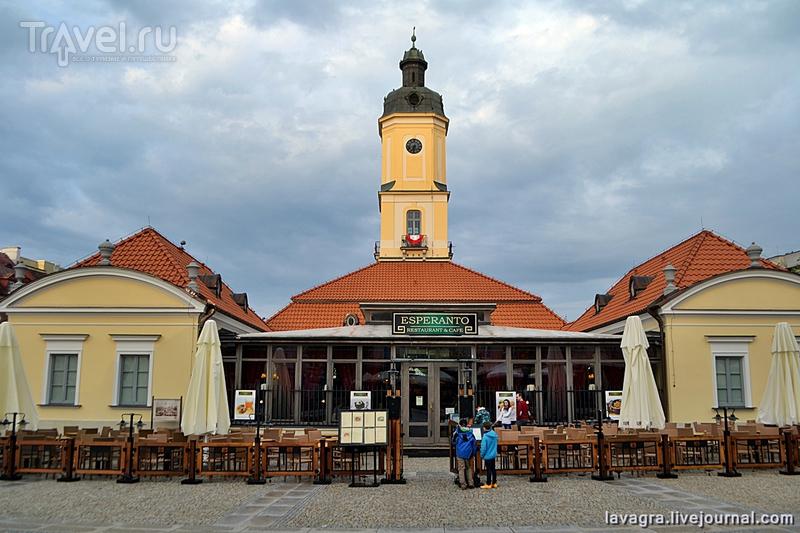 В Белосток за дешёвыми продуктами и захватывающими историями / Фото из Польши