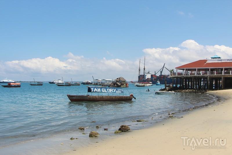 Остров Призон, Танзания / Танзания