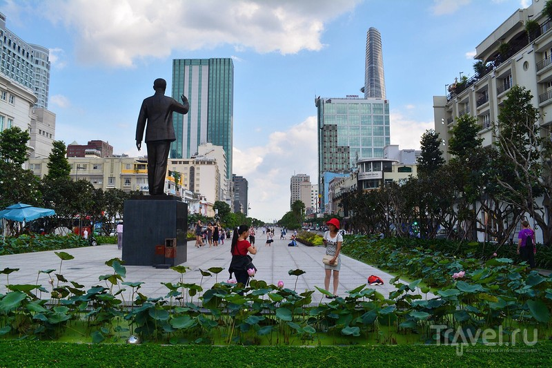 Хошимин: по городу / Вьетнам