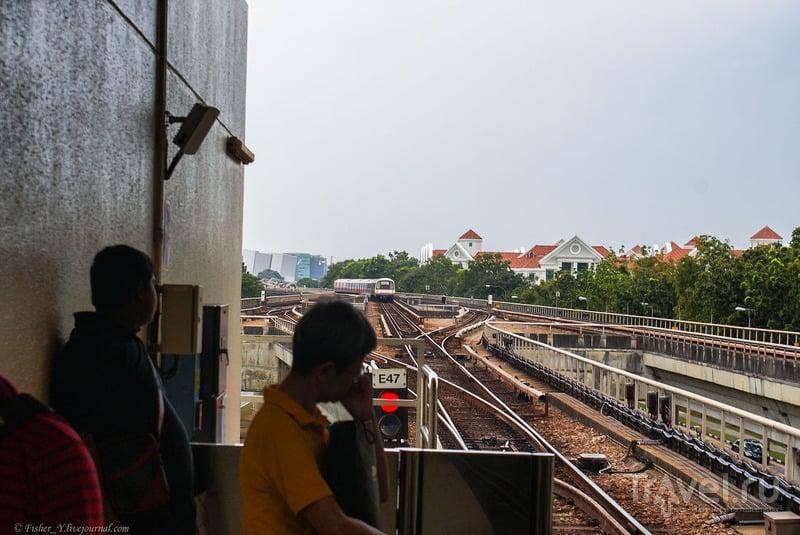 Сингапурский метрополитен / Сингапур