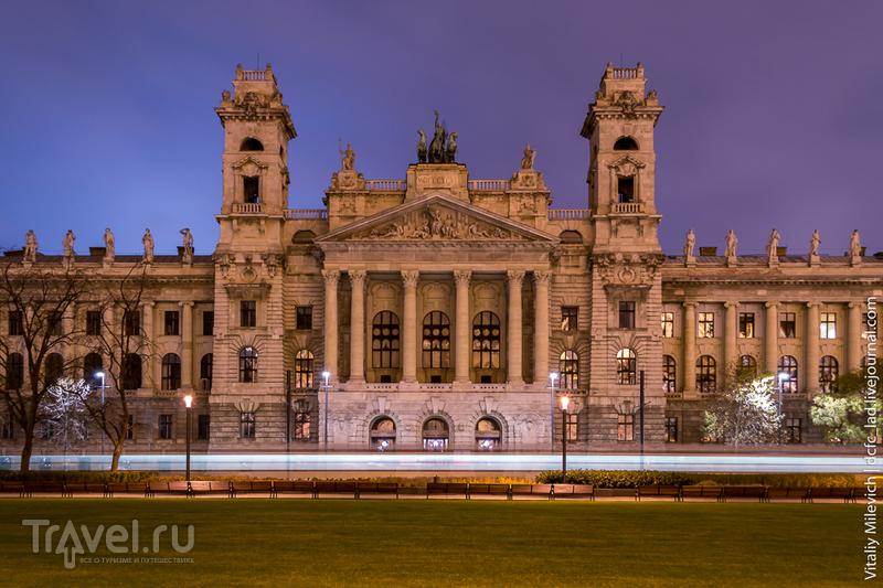 Будапешт. Ночь / Фото из Венгрии