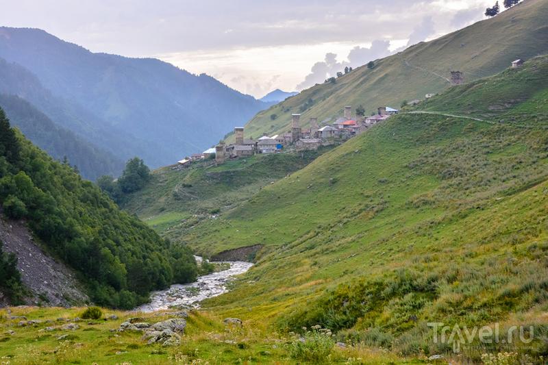 Отпуск по-грузински. Жабеши - Адиши / Фото из Грузии