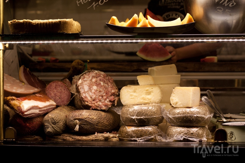 Вкусный Рим / Италия