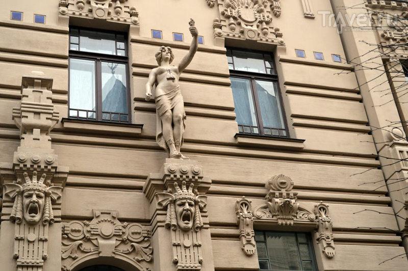 Рига в стиле модерн / Латвия