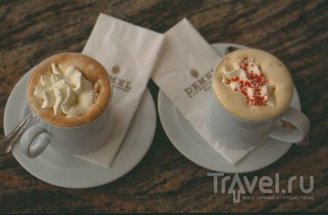 Венские кафе.  Не только кофе / Австрия