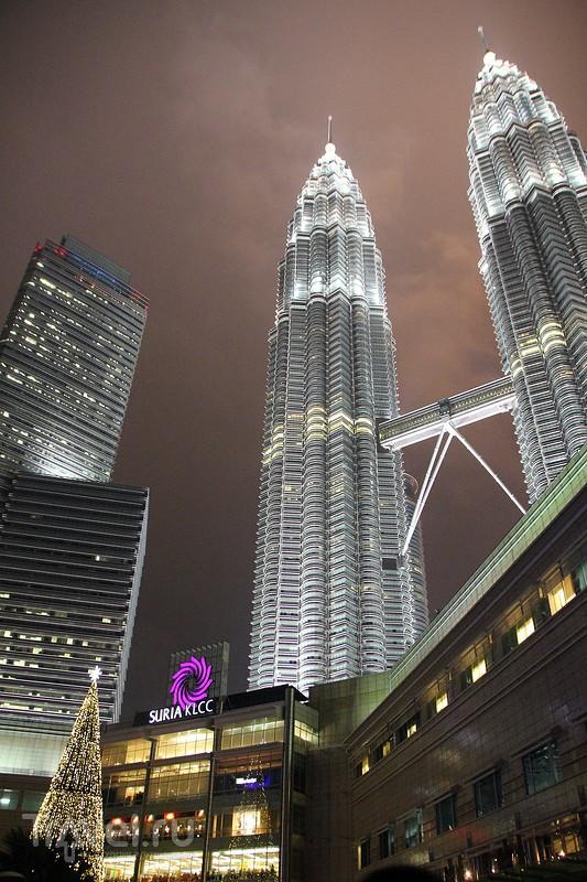 Куала-Лумпур - не только Петронасы / Малайзия