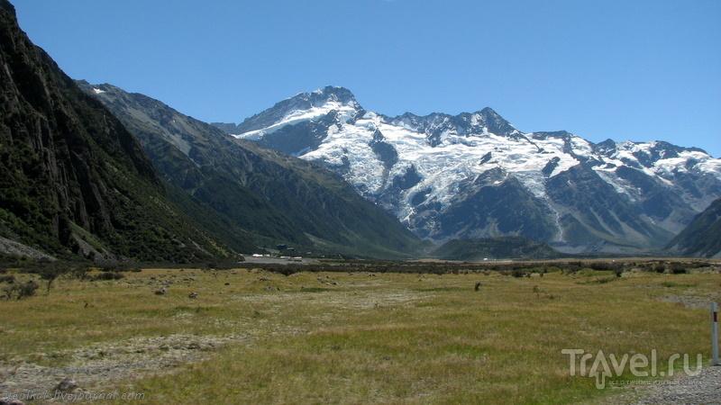 В стране антиподов. Гора Кука - путь к Эвересту! / Фото из Новой Зеландии