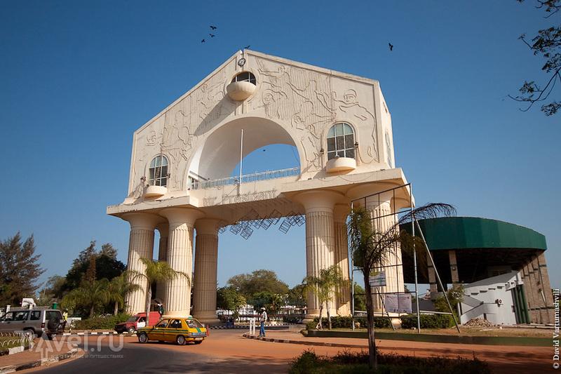 Сенегал и Гамбия. Банжул / Фото из Гамбии