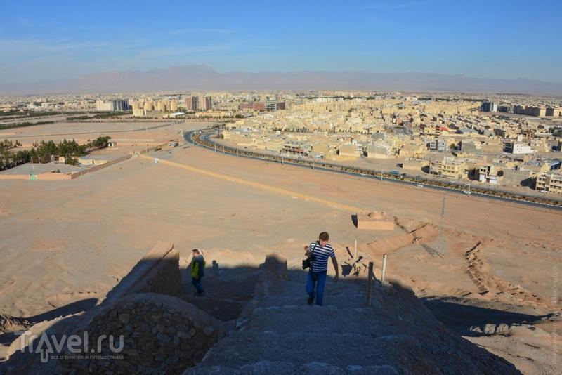Башни молчания в Иране / Фото из Ирана