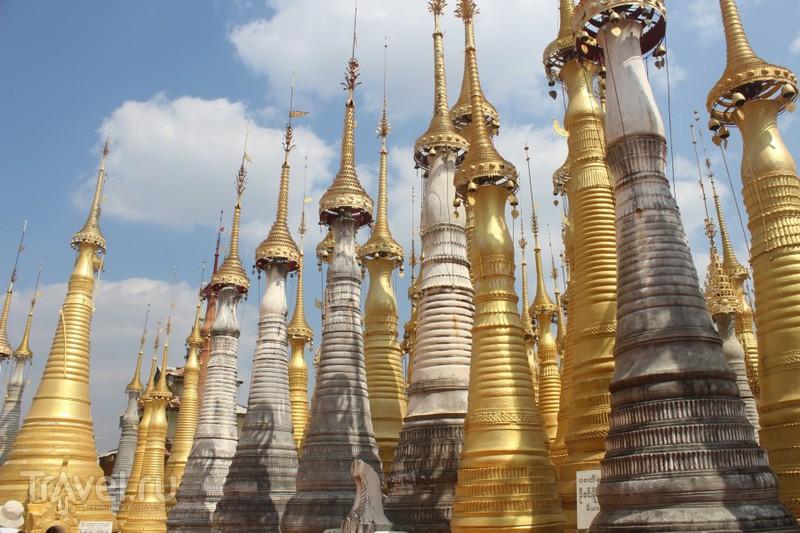Мьянма - самая дешевая страна Юго-Восточной Азии / Мьянма