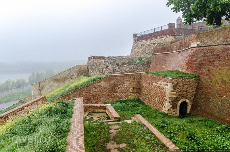 Крепость Калемегдан / Фото из Сербии