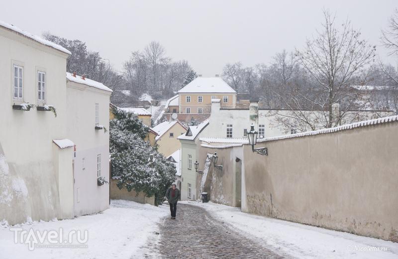 Зимняя Прага / Чехия