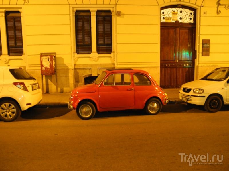Небольшой трип по Апулии / Италия