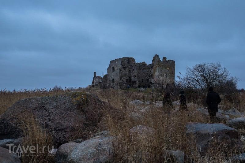 Замок Тоолсе / Эстония