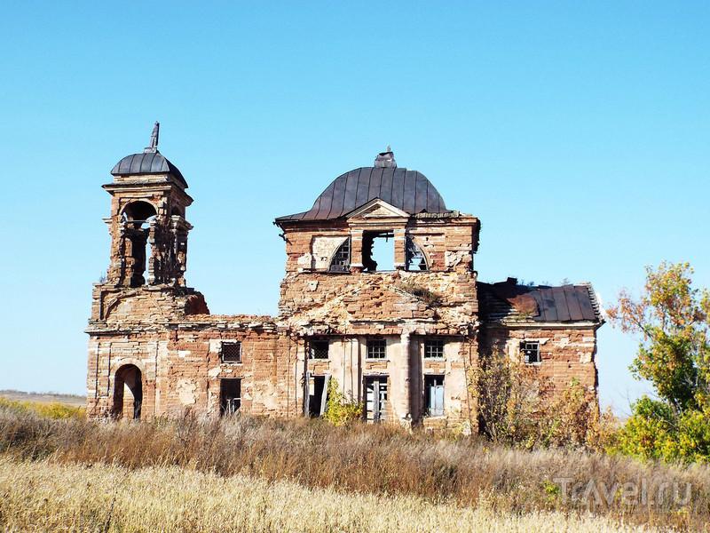 Про бывшее село Первомайское в Оренбургской области / Россия
