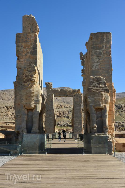 Город царя царей / Фото из Ирана