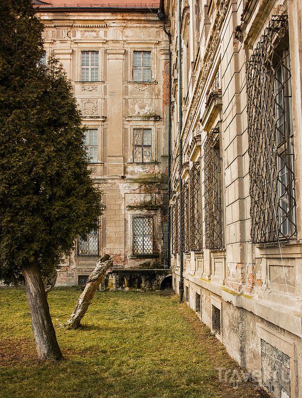 Замок Любенж (Lubiaz) / Фото из Польши