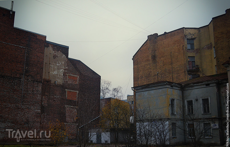 Выборг - страх и ненависть, любовь и требовательность / Россия