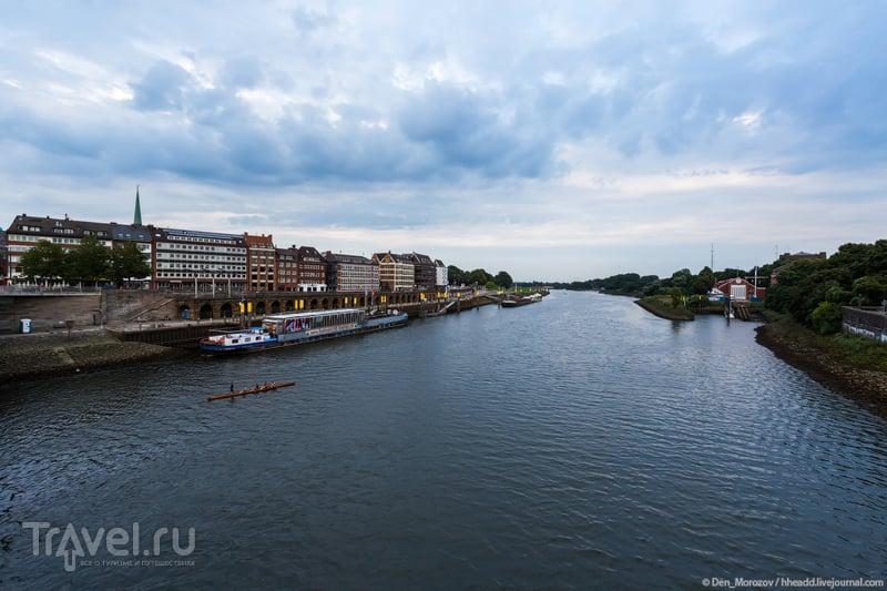 Бремен. Август 2015 / Германия