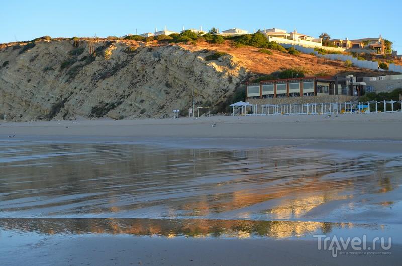 Прогуляться вдоль склад прибрежных... / Португалия