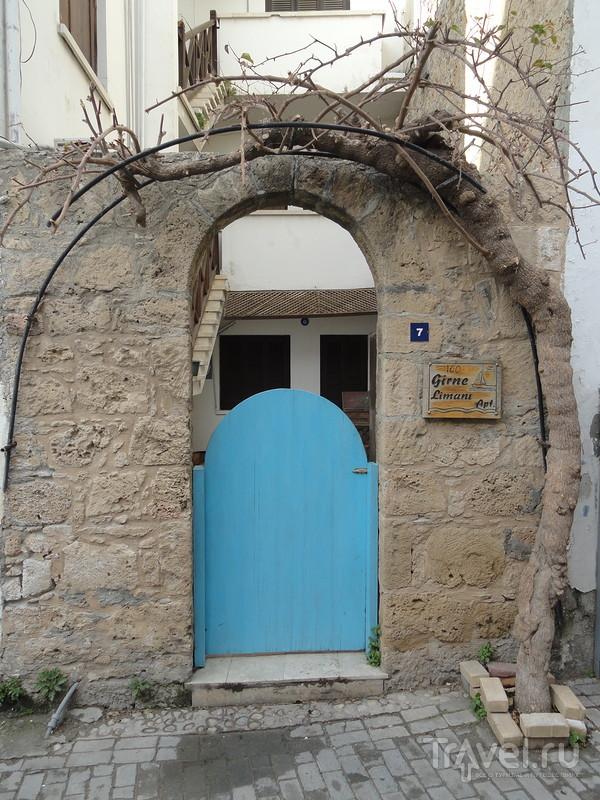 Кирения - курортная столица Северного Кипра / Турция