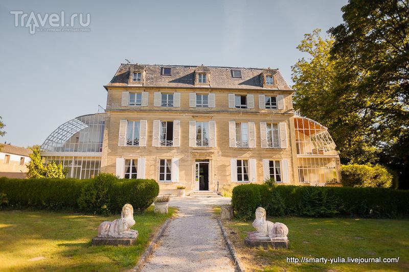 Нормандия: отель-замок Château de Damigny / Фото из Франции