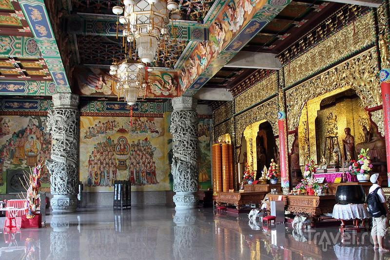 Малайзия. Остров Пинанг. Храм Kek Lok Si / Фото из Малайзии