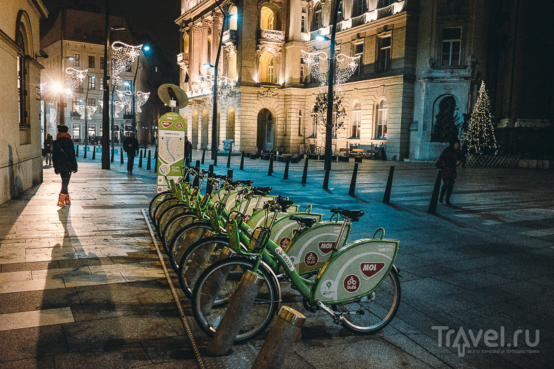 Один день в Будапеште / Венгрия
