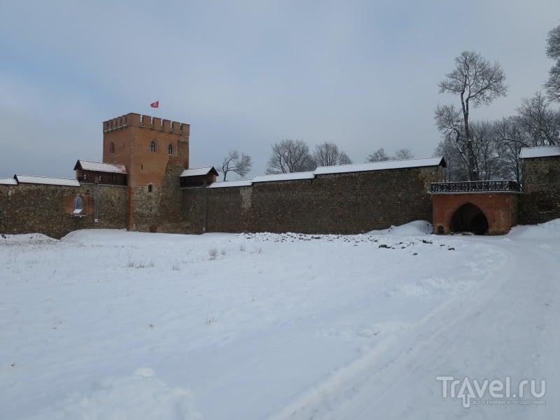 Медницкий замок Великого Княжества Литовского / Литва