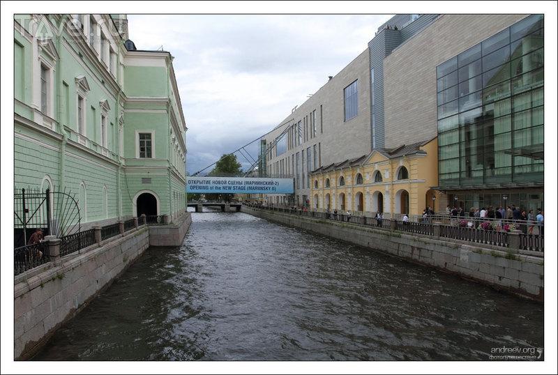Целая неделя в Питере / Россия