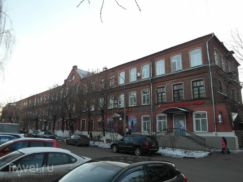 Ногинск - столица востока Подмосковья / Россия