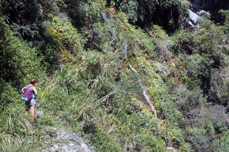 Тайвань: Мраморное ущелье / Тайвань